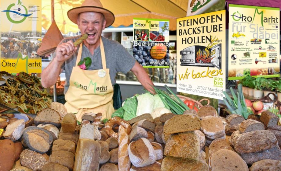 ÖkoMarkt beim Bio-Erlebnissmarkt